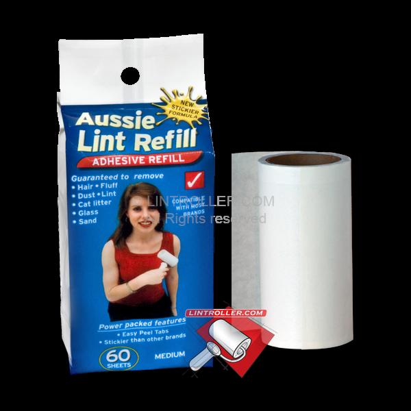 Aussie Lint Roller Refill - Medium