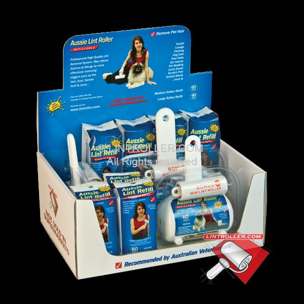 Aussie Lint Roller Gift Pack